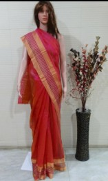 New arrival rich look exclusive beautiful saree with unstitched blouse