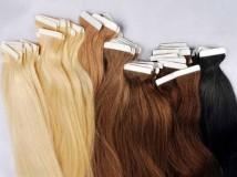 Ganpati Clip On Hair Extension