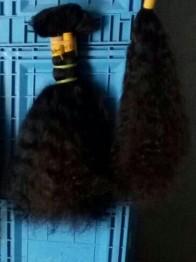 Ganpti Double Drawn Remy Hair