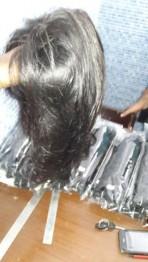 Ganpati Hair Wig